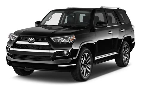 2018 Toyota 4runner Reviews And Rating Motortrend