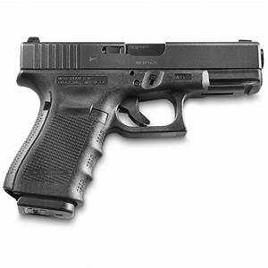 Glock 23 Gen4  40 Smith  U0026 Wesson 4 U0026quot  13 1 Rounds  Used