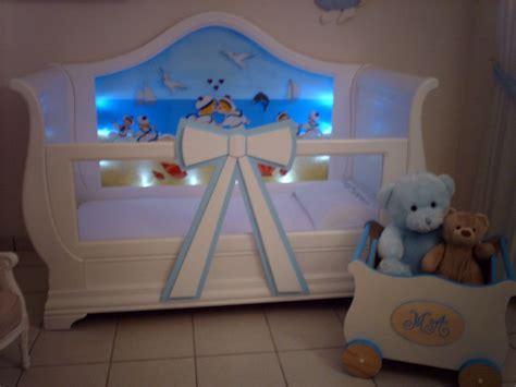 chambre bebe plexiglas société ameublement de rêve lits lumineux modulables