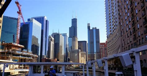 Chicago Boat Tours In November by Chicago Architectural Boat Tour