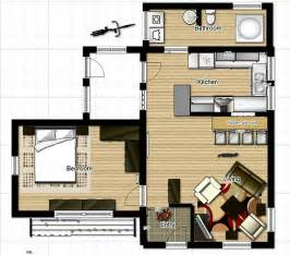one bedroom house floor plans one bedroom house floor plans one room floor plan for small house home constructions