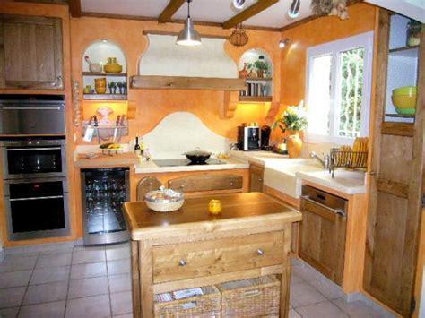 amenagement cuisine provencale cuisine provençale 13 avignon 84 fabricant cuisiniste sur