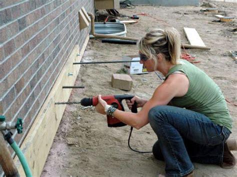 how to build a composite deck how tos diy