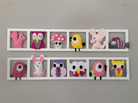 chambre bébé animaux idée décoration chambre enfant et bébé cadre mural