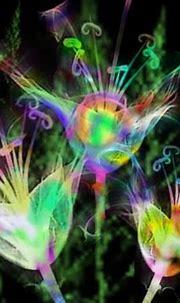neon roses - Google Search   Neon flowers, Neon wallpaper ...