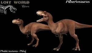 Albertosaurus Sarcophagus Image Lost World Returns Mod