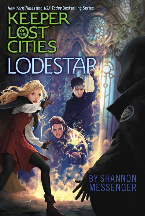 Lodestar Ebook By Shannon Messenger Official Publisher