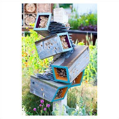 bug homes design  adrian hallam chris arrowsmith  nigel dunnett rhs chelsea flower