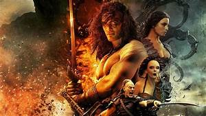 Conan the Barbarian 2014 New Movies - Best Action ...  Conan