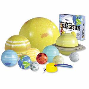Giant Inflatable Solar System- Learning Resources®