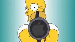 Homer Simpson Background ·①