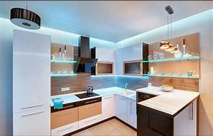 Ceiling design ideas for small kitchen designs