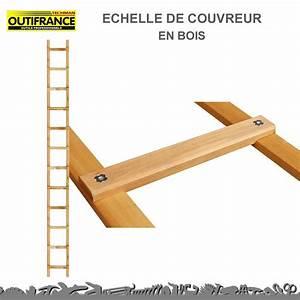 Echelle En Bois : echelle de couvreur en bois m 39 cm 107 00 ~ Teatrodelosmanantiales.com Idées de Décoration