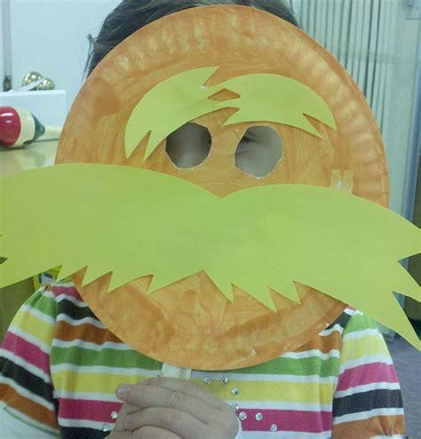25 dr seuss activities for a preschool dr seuss 123 | Dr. Seuss activities Lorax mask