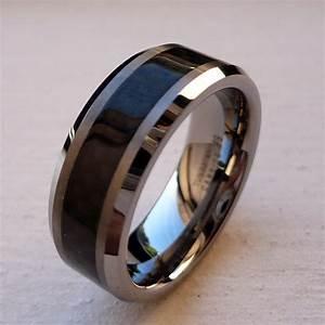 some designs of black tungsten wedding bands wedding ideas With tungston wedding rings