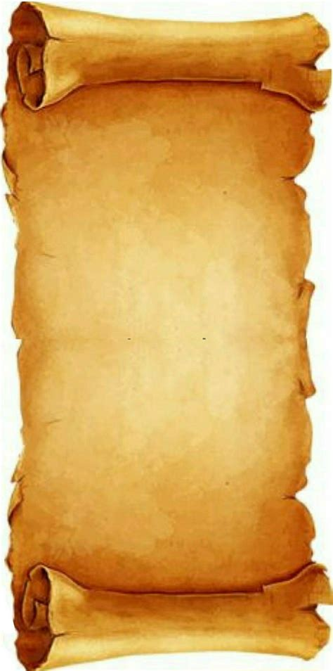 #ideia #grezi Pergaminho png Papel pergaminho Molduras