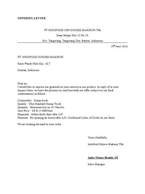 Contoh Surat Permintaan Jasa Pengiriman Barang by 6 Contoh Surat Pengiriman Pembayaran Standar Perusahaan 2019