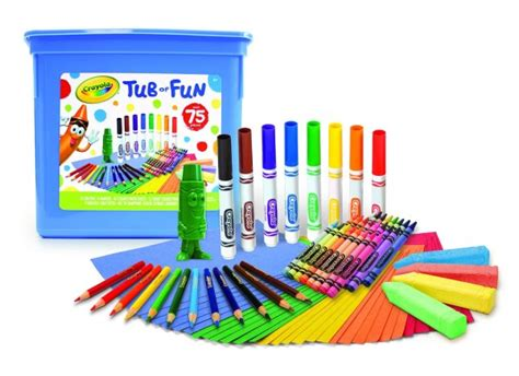 Crayola Bathtub Crayons Target by Crayola 75 Tub Of Only 8 39 Reg 13 99