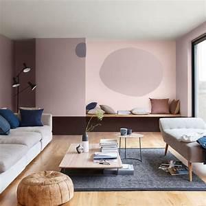 Peinture salon : 30 couleurs tendance pour repeindre le salon Côté Maison