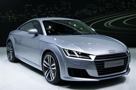 New Audi Tt News, Price And Specs Evo