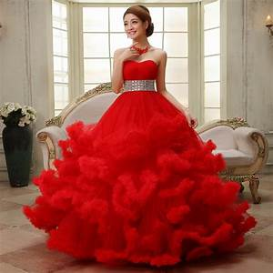 beautiful china wedding dress red and white creative With wedding dress from china