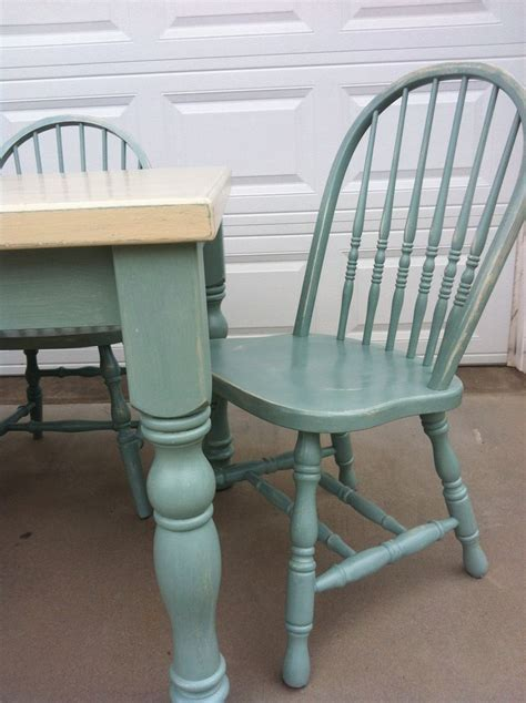 chalk paint table and chairs 17 best images about chalk paint dining tables on