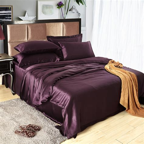 silk comforter sets 25 momme seamless luxury bedding sets 2220