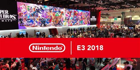2018 Nintendo Direct E3