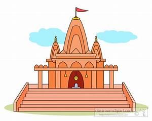 Temple cliparts