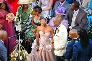 Dineo Generations Wedding