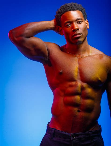 chicago headshot photographer fitness models team abel
