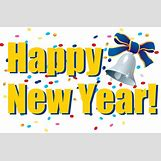 Christian Happy New Year Clipart | 600 x 395 png 60kB