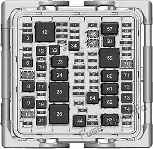 Fuse Box Diagram  U0026gt  Cadillac Ats  2013