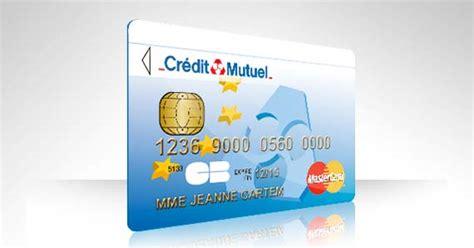 plafond paiement mastercard credit mutuel carte paiement credit mutuel