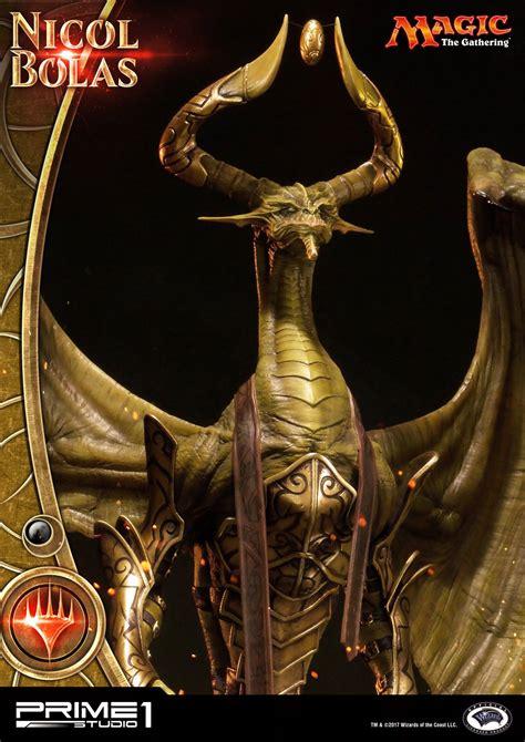 Magic The Gathering  Nicol Bolas Statue By Prime 1