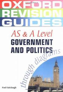 As And A Level Government And Politics Through Diagrams
