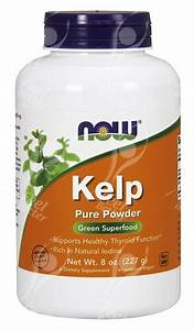 Pure Kelp Powder  8oz 227g