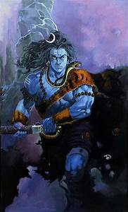 lord shiva in rudra avatar animated wallpapers - Google ...
