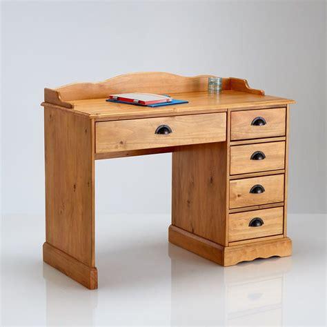 bureau massif bureau bois massif la redoute mzaol com
