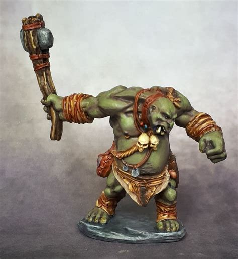 Ogre Smasher - 77455 - Show Off: Painting - Reaper Message ...