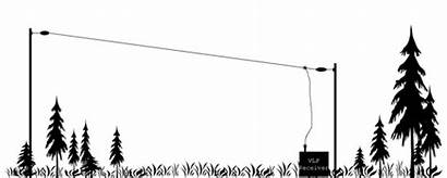 Antenna Wire Radio Antennas Vlf Diagram Gain