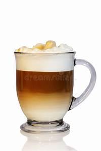 Tasse En Verre : tasse en verre de latte de caf image stock image du marilyn chaud 37395333 ~ Teatrodelosmanantiales.com Idées de Décoration