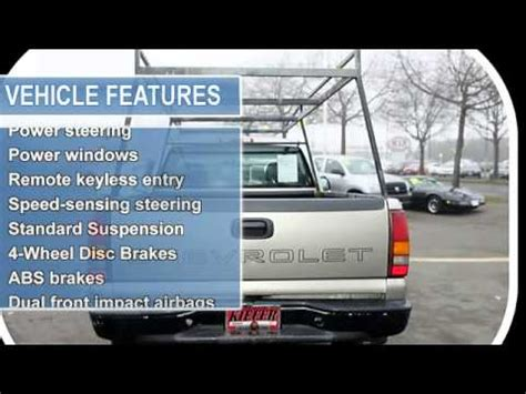 Kiefer Kia Eugene Or by 2000 Chevrolet Silverado 2500 Kiefer Kia Eugene Or