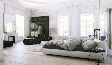 schlafzimmer ideen mit weißem lederbett 1001 ideen f 252 r skandinavische schlafzimmer einrichtung
