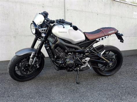 Tappezzeria Italia Yamaha Xsr 900 Tappezzeria Italia Housse De Selle Custom
