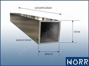 Edelstahl Vierkantrohr 80x80 : vierkant rohr 100x100 x 2mm geschliffen quadratrohr v2a edelstahl hohlprofil kastenprofil ~ Eleganceandgraceweddings.com Haus und Dekorationen