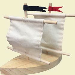 Toy Boat Making Kit by Handiwork Learning Kits You Can Learn Basic Skills