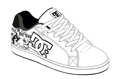 vector ai dc shoes  behance