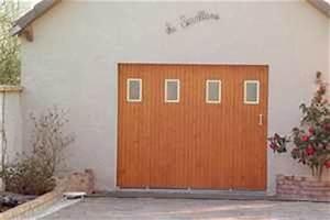 Porte De Garage Pliante À La Française 4 Vantaux : portes de garage traditionnelles en pvc bois aluminium ou acier france fermetures ~ Nature-et-papiers.com Idées de Décoration