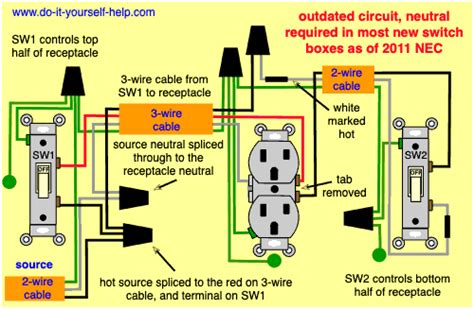 wiring multiple outlets diagramhtml
